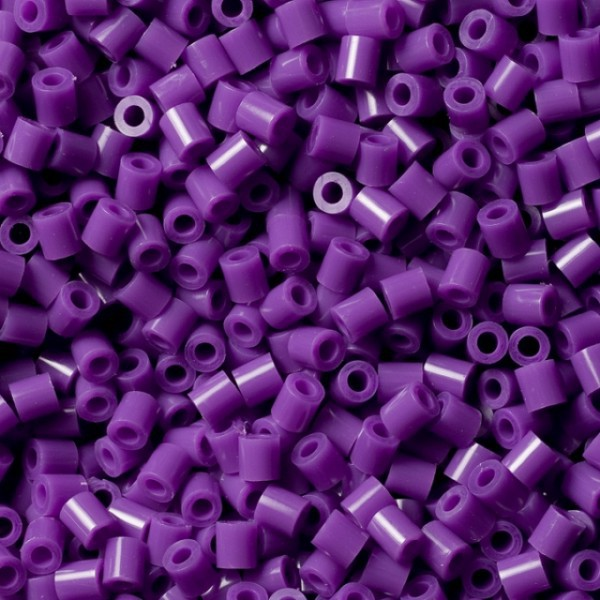 Bolsa de Hama midi violeta de 1000 piezas Nº 207-07