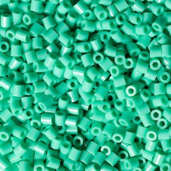 Bolsa de Hama midi verde claro de 1000 piezas Nº 207-11