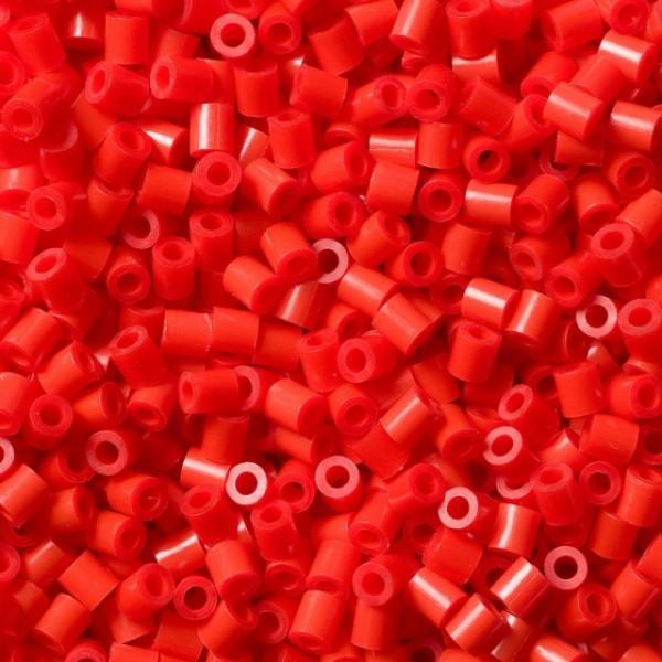 Bolsa de Hama Mini rojo de 2000 piezas Nº 501-05