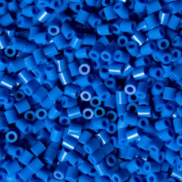 Bolsa de Hama Mini azul claro de 2000 piezas Nº 501-09