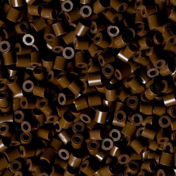 Bolsa de Hama Mini marron de 2000 piezas Nº 501-12