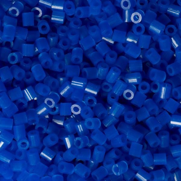 Bolsa de Hama Mini azul neon de 2000 piezas Nº 501-36