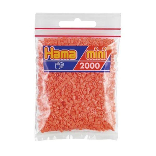 Hama Mini Bag pastel red / salmon 2000 pieces No. 501-44