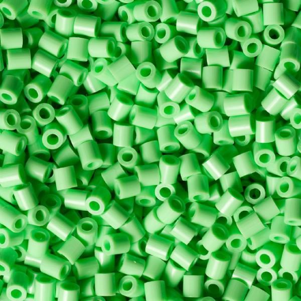 Bolsa de Hama Mini verde pastel de 2000 piezas Nº 501-47