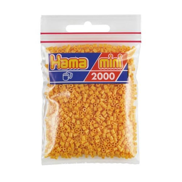 Hama Mini brown bag winnie the pooh 2000 pieces No. 501-60