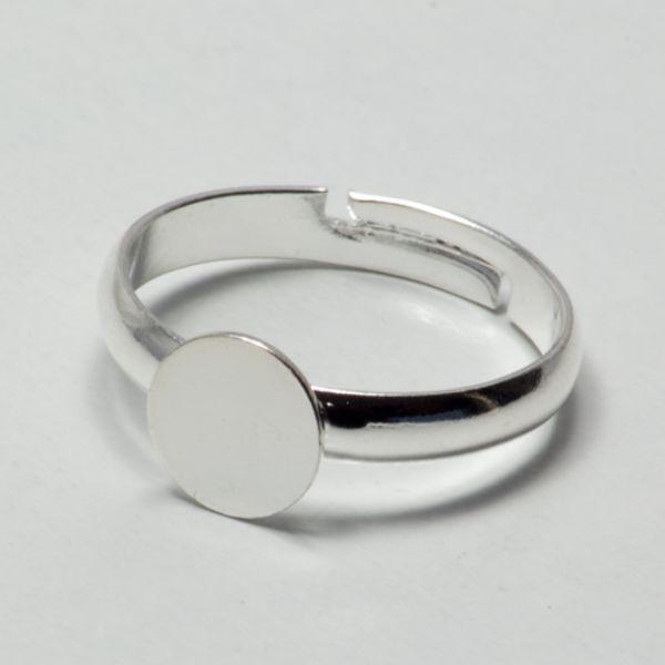 Bases de anillo 7 mm Ø base 18mm Ø/ anillo