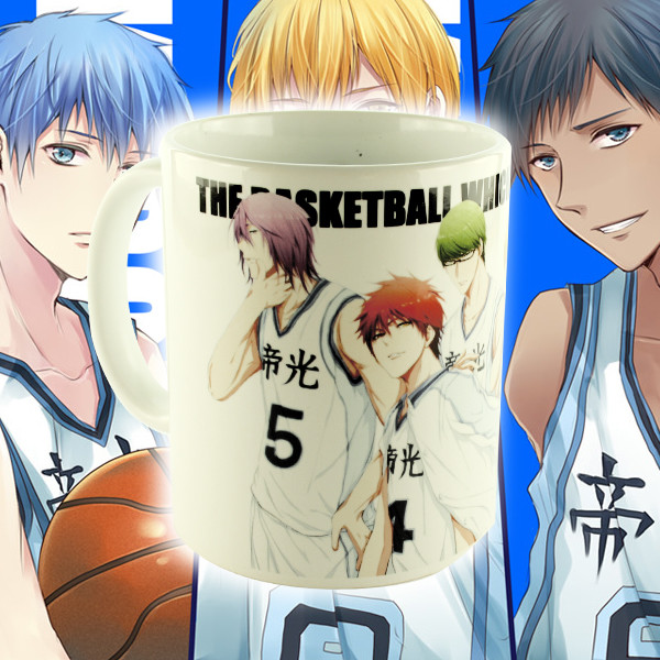 Taza Kuroko no Basket - Teikō | Kokuro