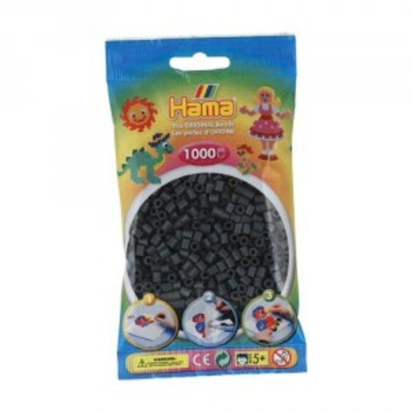 Hama midi gris de 1000 piezas 207-71
