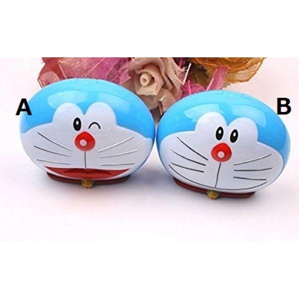 Porta Lentillas - Doraemon