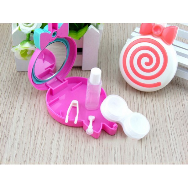 Porta Lentillas - Candy