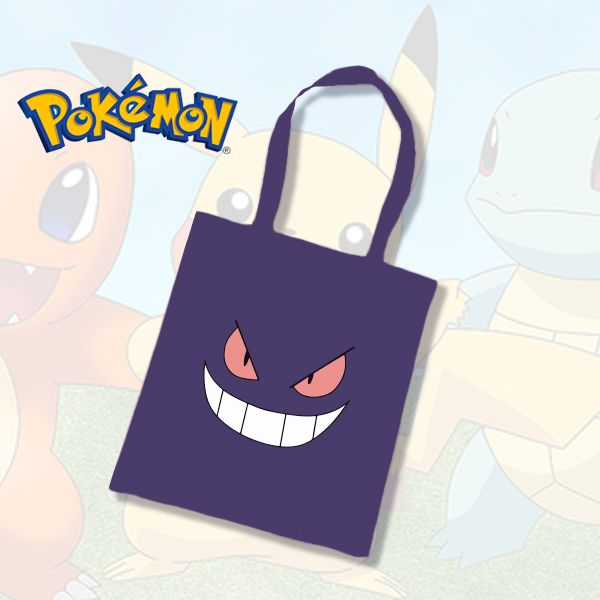Bolso Pokemon - Gengar
