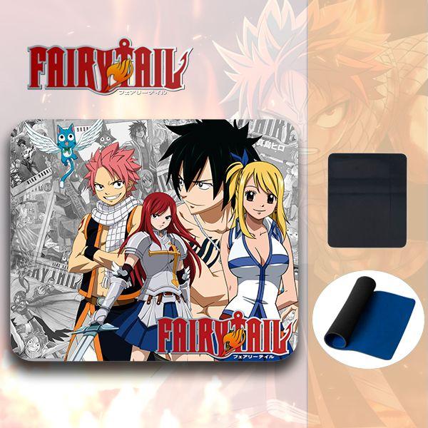 Alfombrilla Ratón Fairy Tail