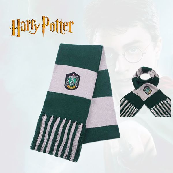 Bufanda Harry Potter - Slytherin | Kokuro