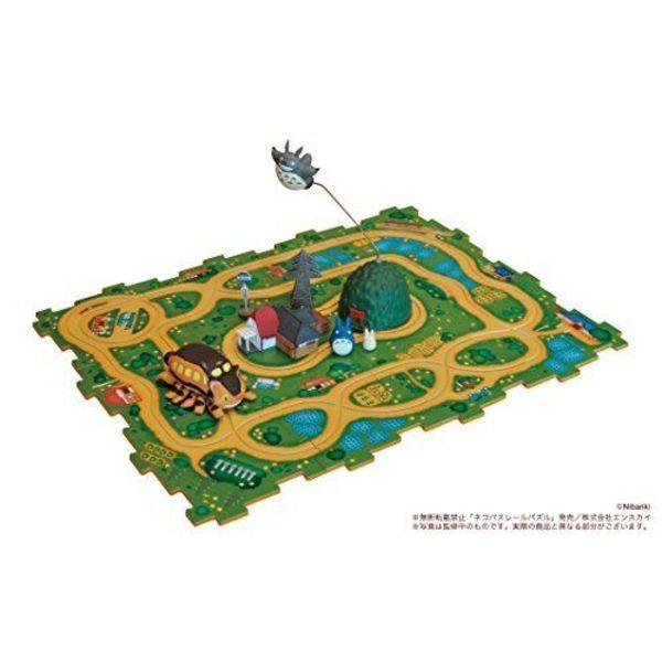 Puzzle Rail Totoro - Matsugo Set A