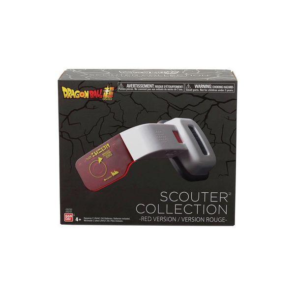 Scouter Dragon Ball Z con sonido Scouter Collection