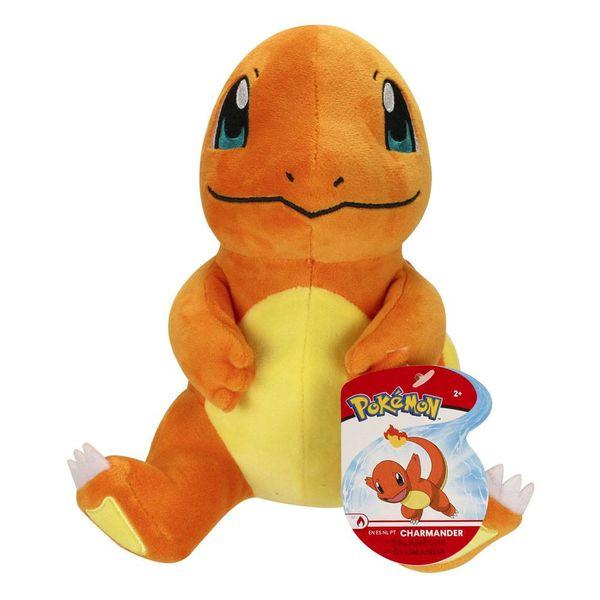 Peluche Charmander 20 cms Pokémon