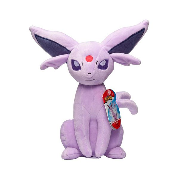 Peluche Espeon Pokémon 20 cms