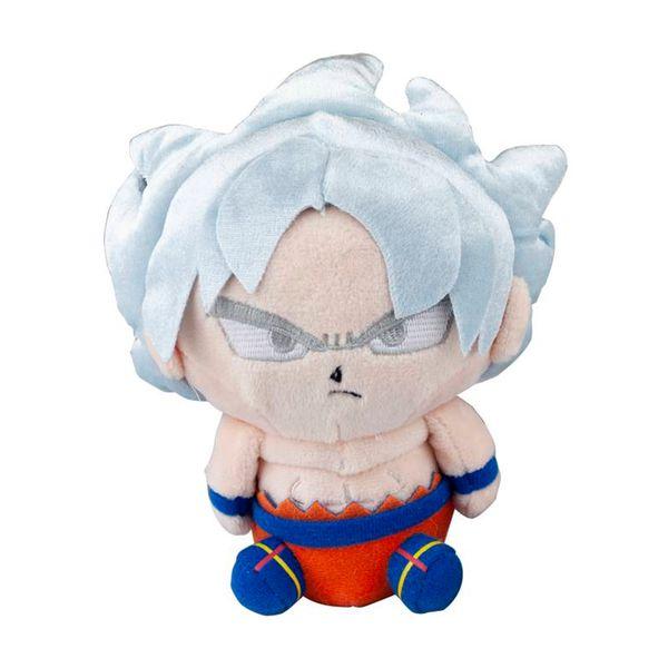 Peluche Goku Ultra Instinct Dragon Ball Super 15 cms