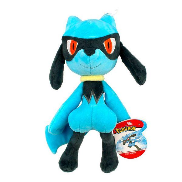 Peluche Riolu Pokémon 20 cms
