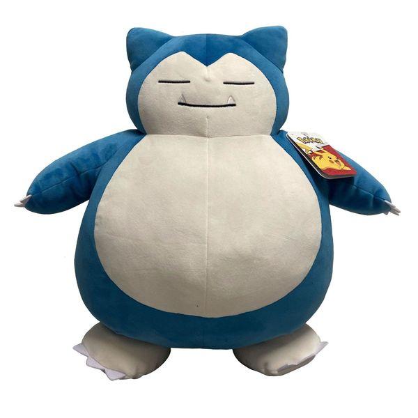 Peluche Snorlax Durmiendo Pokémon 45 cms