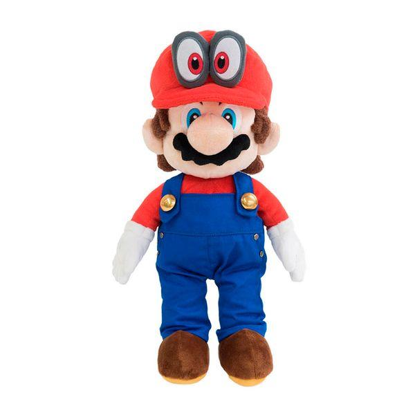 Peluche Super Mario Odyssey 40 cms