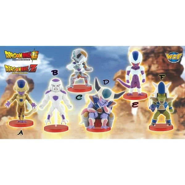 Figura Dragon Ball Super - Z Freeza Special vol 2 - WCF