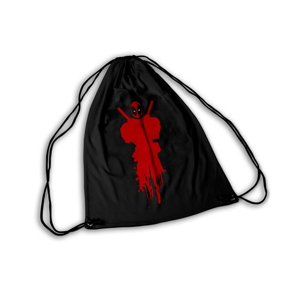 Mochila GYM Deadpool Bloody