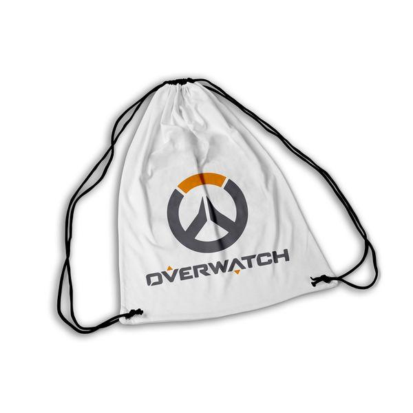 Mochila GYM Overwatch Logo