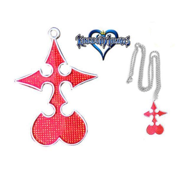 Necklace Kingdom Hearts Nobody Kokuro