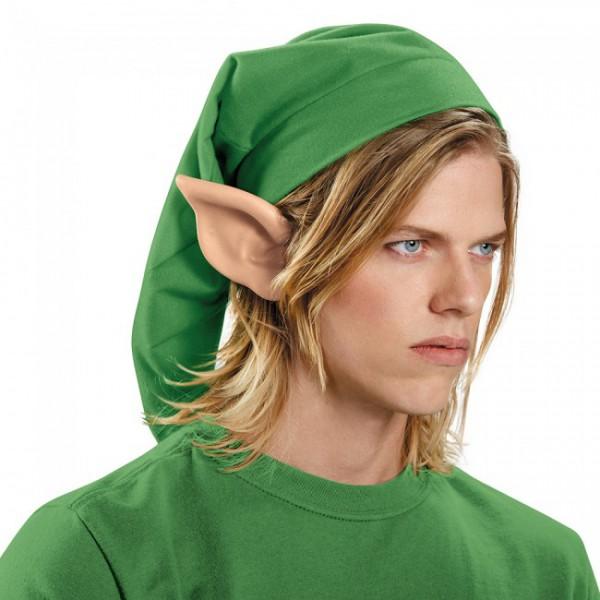Set The Legend of Zelda - Orejas y Gorro Link Adulto