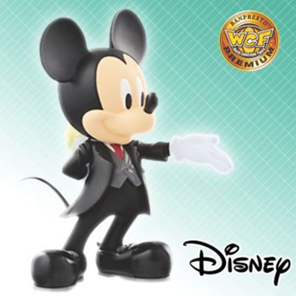 Figura Disney - Mickey Mouse Wedding Black ver
