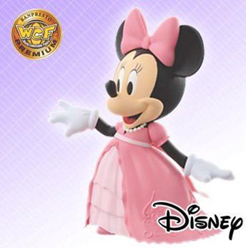 Figura Disney - Minnie Mouse Wedding Pink ver