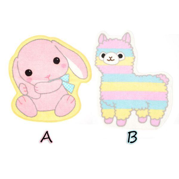 Alfombra Poteusa Alpacasso - Loppy & Rainbow Alpacasso