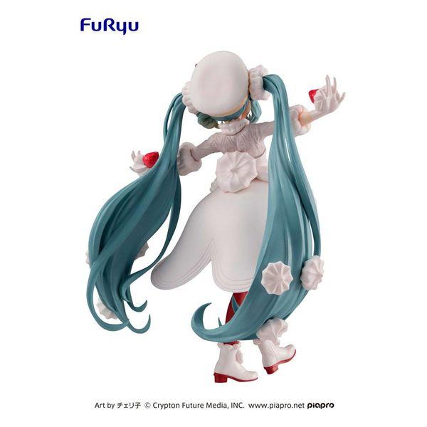 Figura Hatsune Miku Strawberry Short Vocaloid Sweet Tea Time