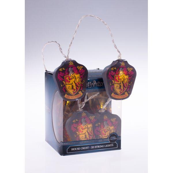 Luces Gryffindor Harry Potter 2D