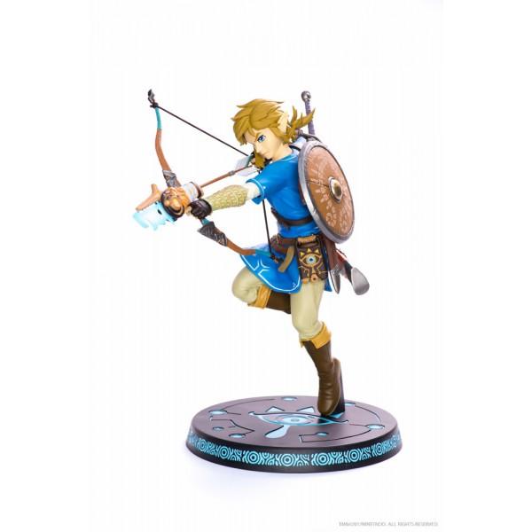 Figura Link F4F The Legend of Zelda Breath of the Wild