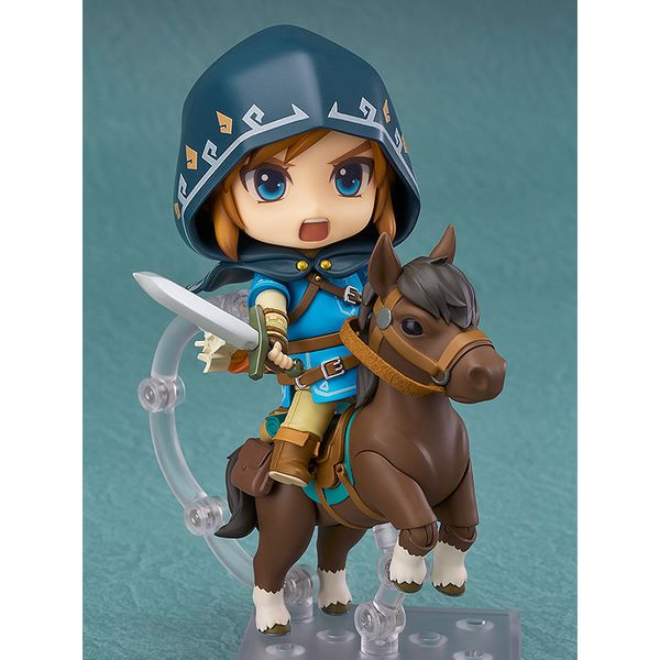 Link DX Edition Nendoroid 733 DX The Legend of Zelda Breath of the Wild