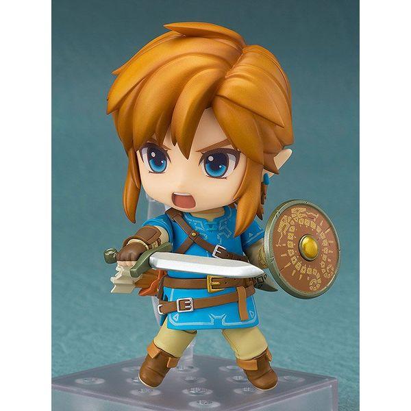 Nendoroid 733 Link The Legend of Zelda Breath of the Wild