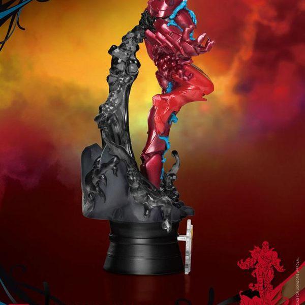 Figura Iron Man Marvel Comics Maximum Venom Special Edition D-Stage