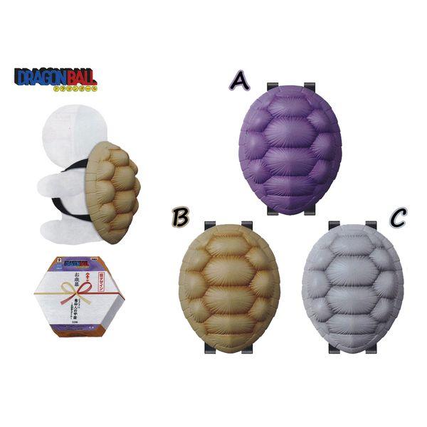 Figura Roshi Turtle Shell Dragon Ball