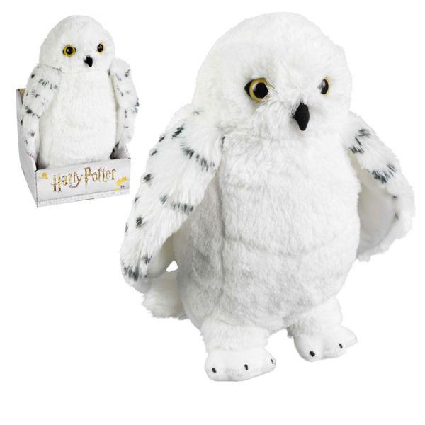 Peluche Hedwig Harry Potter 29 cm