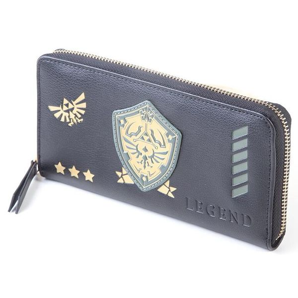 Shield Legend Wallet The Legend Of Zelda