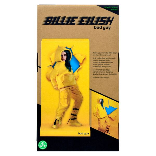 Figura Billie Eilish Bad Guy