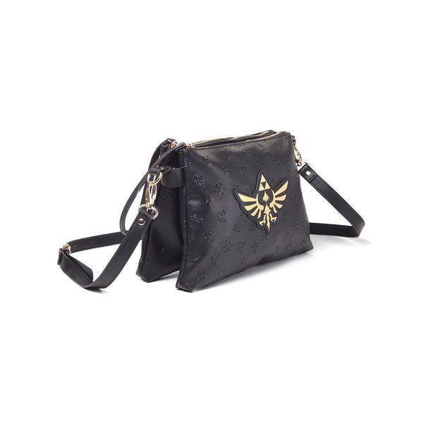 Hyrule Logo Shoulder Bag The Legend Of Zelda