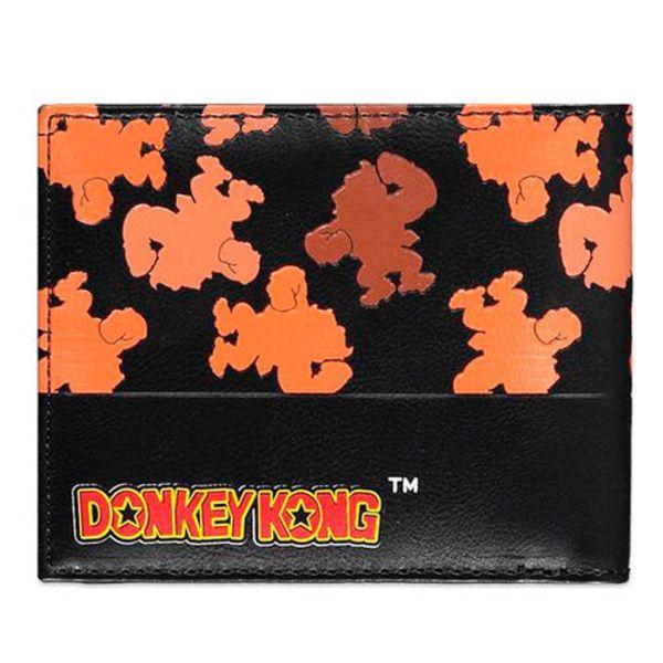 Cartera Donkey Kong Nintendo