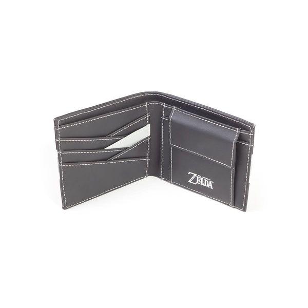 Triforce Black & White Wallet The Legend Of Zelda
