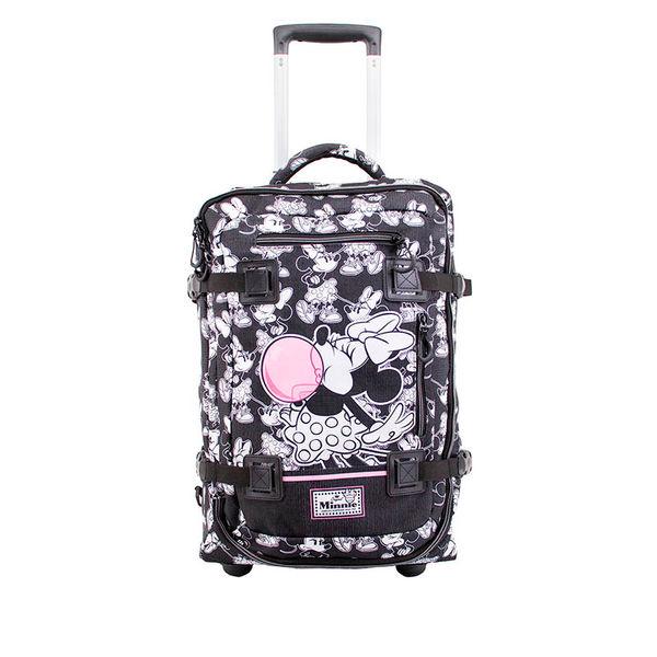 Minnie Mouse Cabin Bag Bubblegum Disney