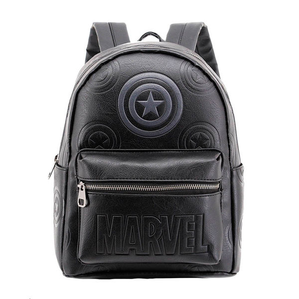 Captain America Mini Backpack Fashion Plague