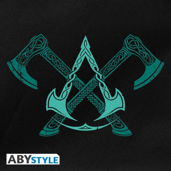 Mochila Axes and Crest Assassin's Creed Valhalla