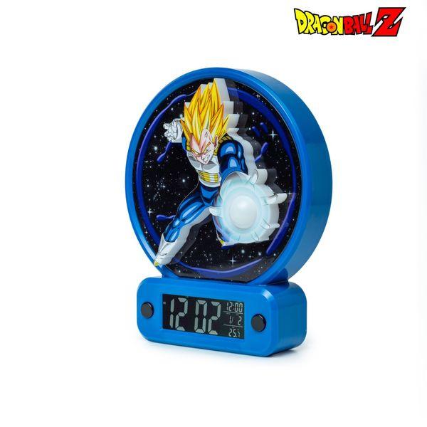 Reloj Despertador Vegeta SSJ Dragon Ball Z